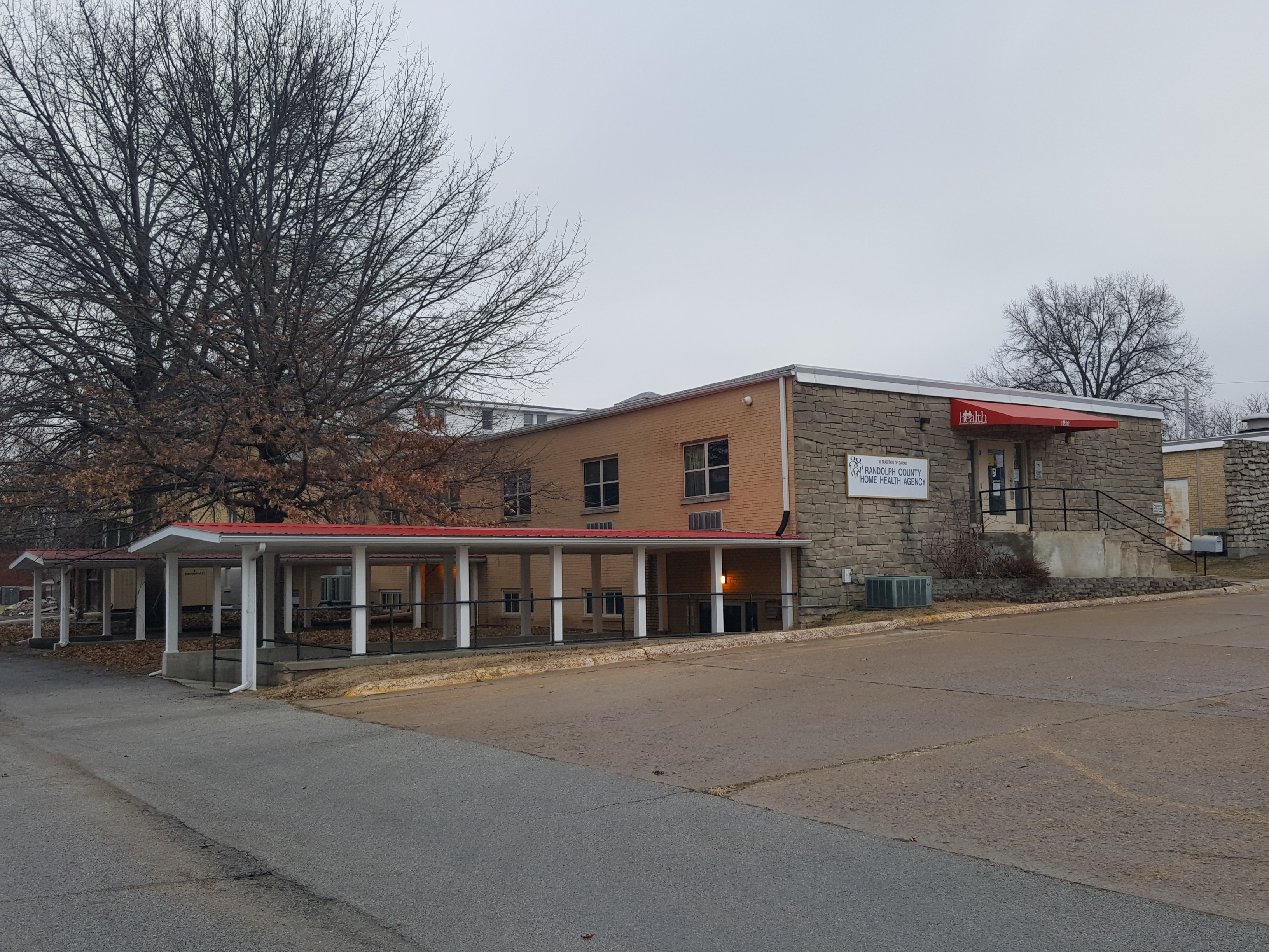 Randolph County Health Department Auction – 423 E Loagan, Moberly, MO