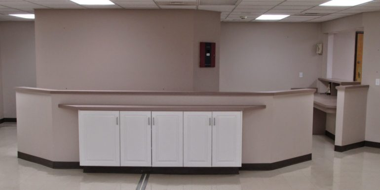 36. Physical Therapy Front Office Area